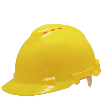 white color safety helmet