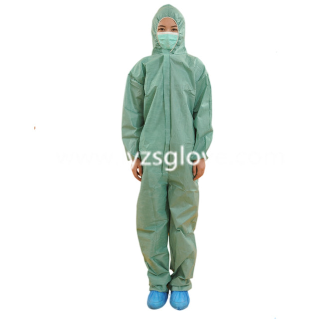 Safety Clothing, Disposable Protective Coverall