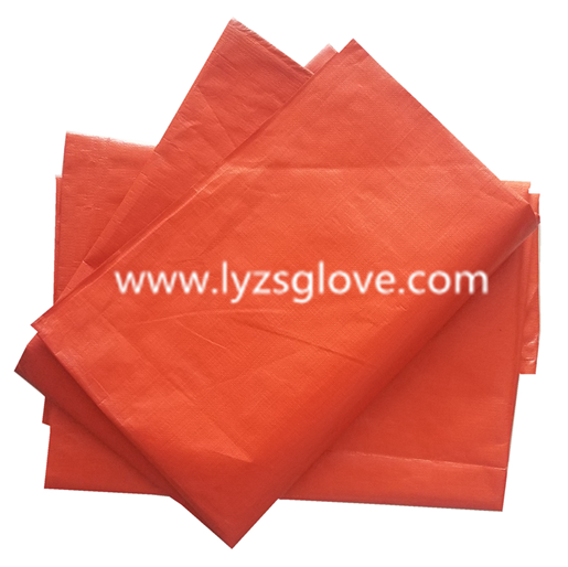 Waterproof PVC pallet cover tarpaulin of different sizes