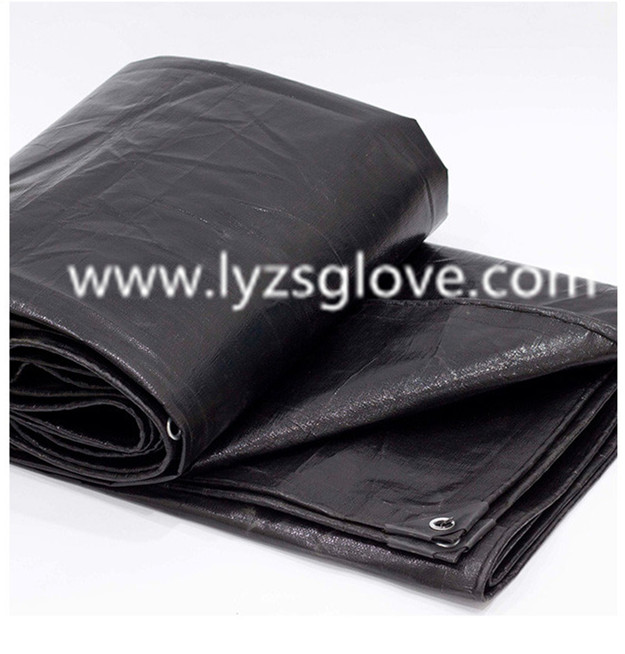 Poly plastic products Chinese supplier Waterproof Insulated PE Tarpaulin