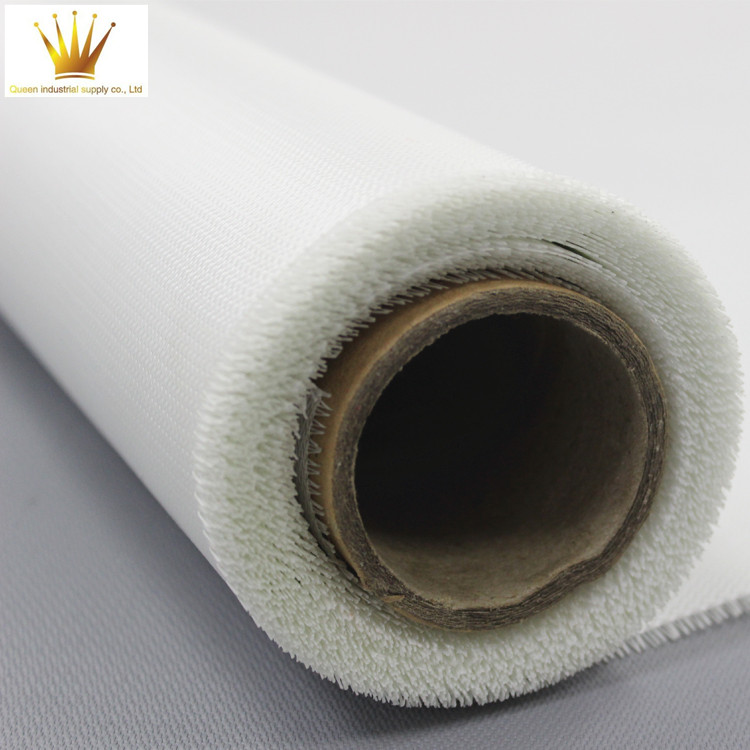 0.5mm high quality twill weave fiberglass fabric for heat insulation