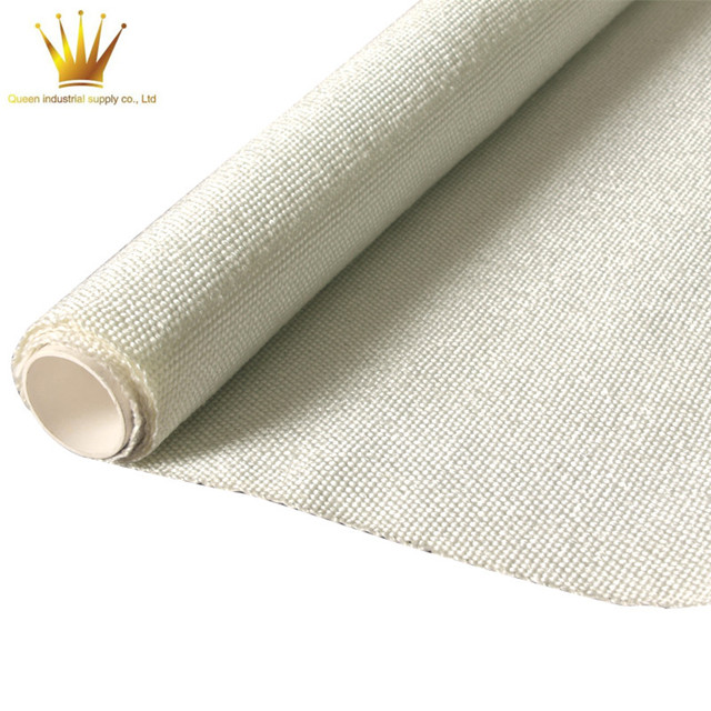 Silicone Coated Plain Woven Fiberglass Fabric for Thermal Insulation/Silicone Fiberglass Heat Resistant Fabric