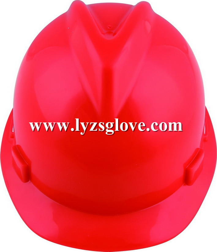 plastic lining red helmet safety
